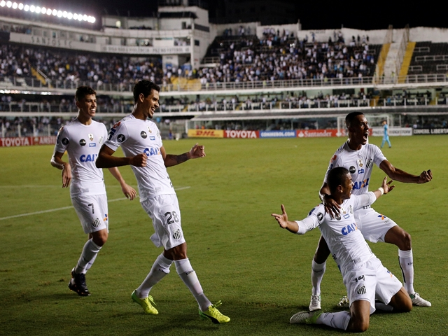 Santos are on good form