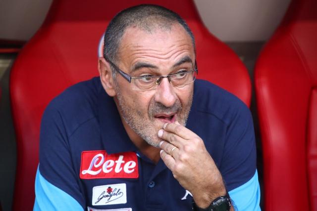 Maurizio Sarri has an exciting season ahead of him at Napoli
