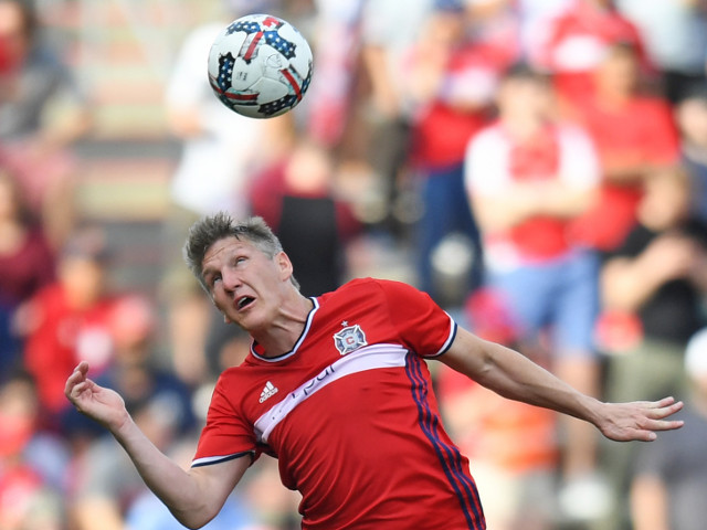 Bastian Schweinsteiger should help Chicago Fire cause Toronto big problems