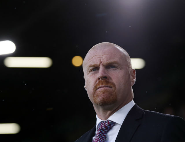 Sean Dyche's side face winless Crystal Palace this weekend