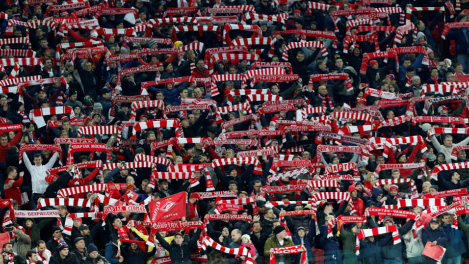 Will Spartak Moscow be celebrating after their match with Maribor?