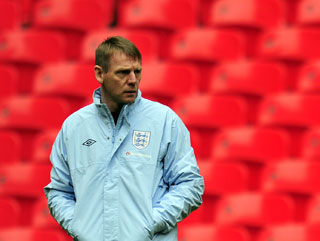 It's a big opportunity for Stuart Pearce...