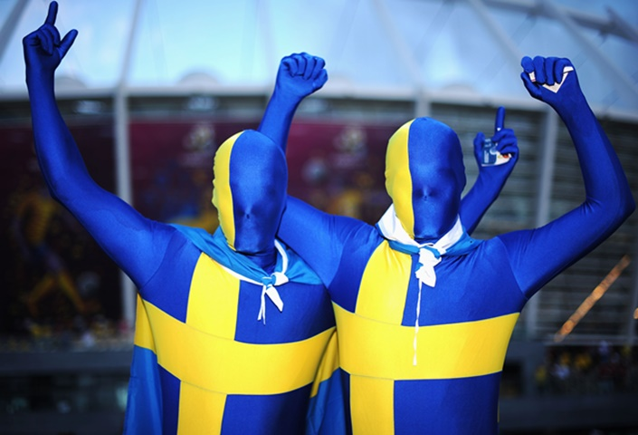 Sweden's ready to party with Norrkoping and Djurgardens this afternoon