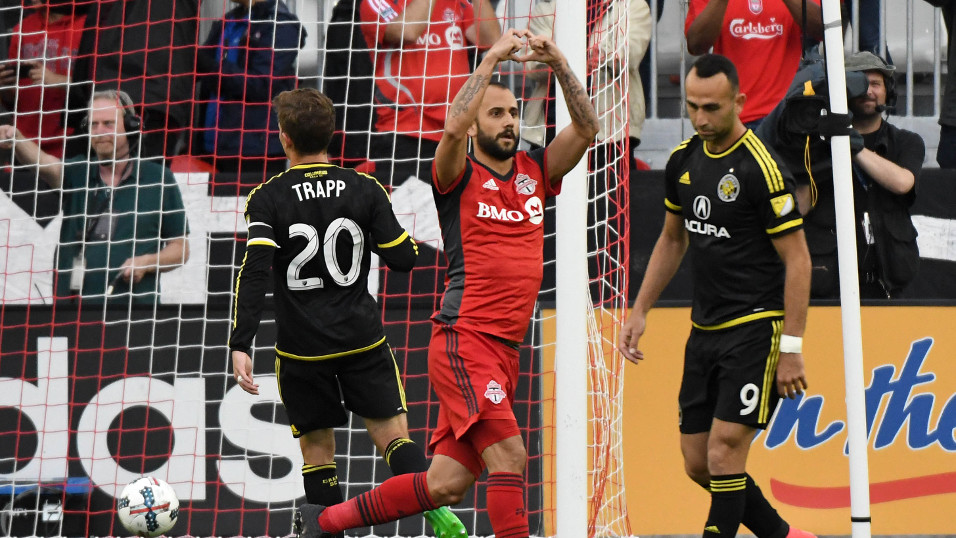 No Sebastian Giovinco and Jozy Altidore? No problem! Victor Vazquez is ready to deliver for Toronto