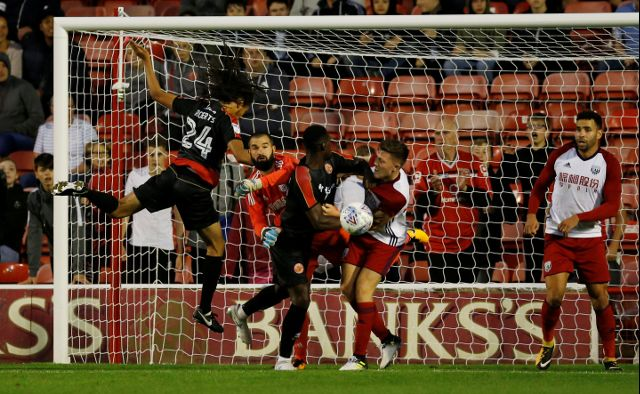 Alan is banking on Walsall netting another 1-1 on Tuesday night