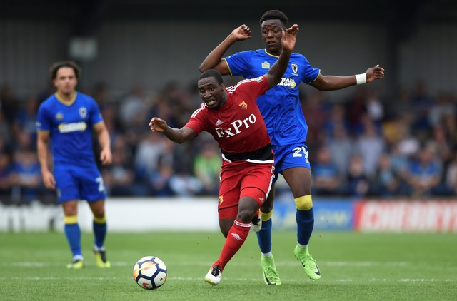 Al is not expecting goals when Peterborough travel to Wimbledon on Sunday