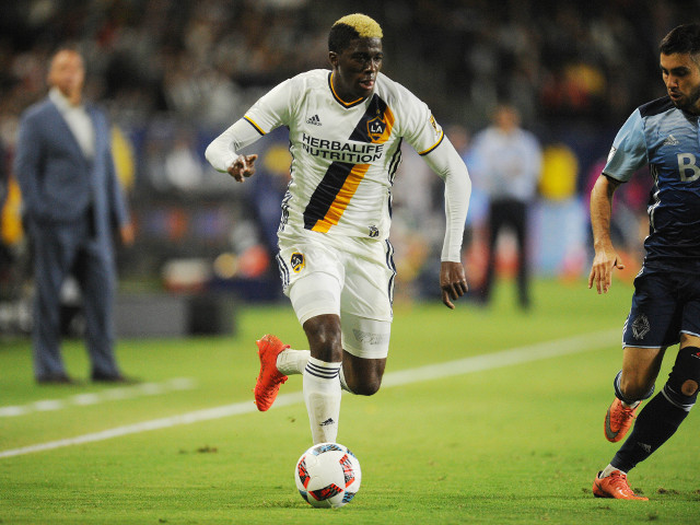 Gyasi Zardes and the LA Galaxy are unlikely to end their crisis against Real Salt Lake