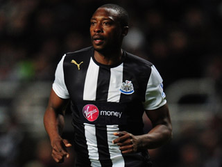 Shola Ameobi will be asked to step up in the absence of Demba Ba