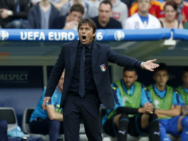 Antonio Conte won't accept half measures from his Chelsea players