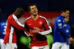 Aaron Ramsey aptly filled the Cesc Fabregas shaped void against Portsmouth, he can do the same again here.