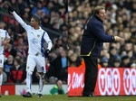 Leeds United's Jermaine Beckford will be aiming to do to Harry Redknapp's Spurs side what he did to Manchester United in round three