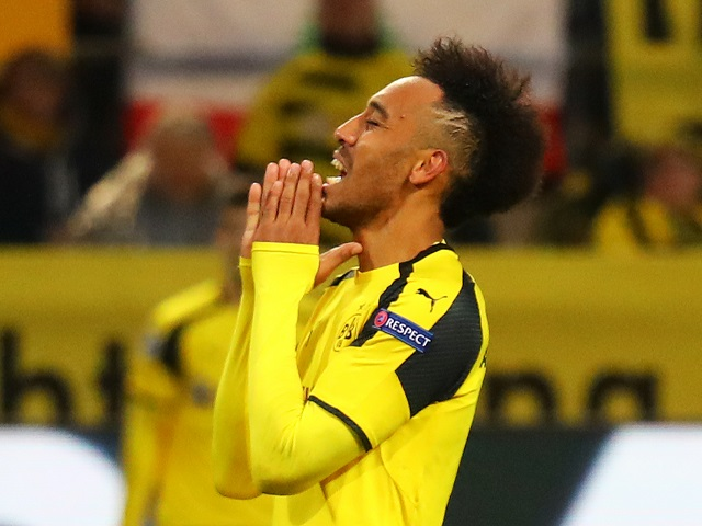 Pierre-Emerick Aubameyang has caused Spurs problems in the past