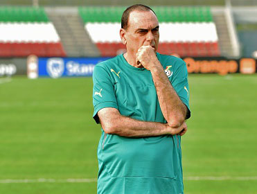 Avram Grant isn't going to get the best out of Ghana