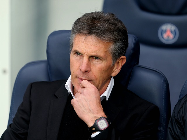 Claude Puel has masterminded two clean sheets against Liverpool this season