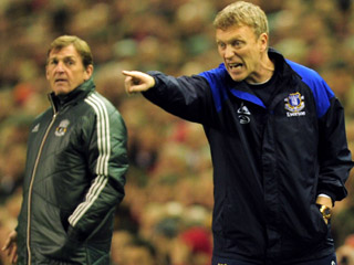 Kenny Dalglish and David Moyes are both chasing home wins this weekend
