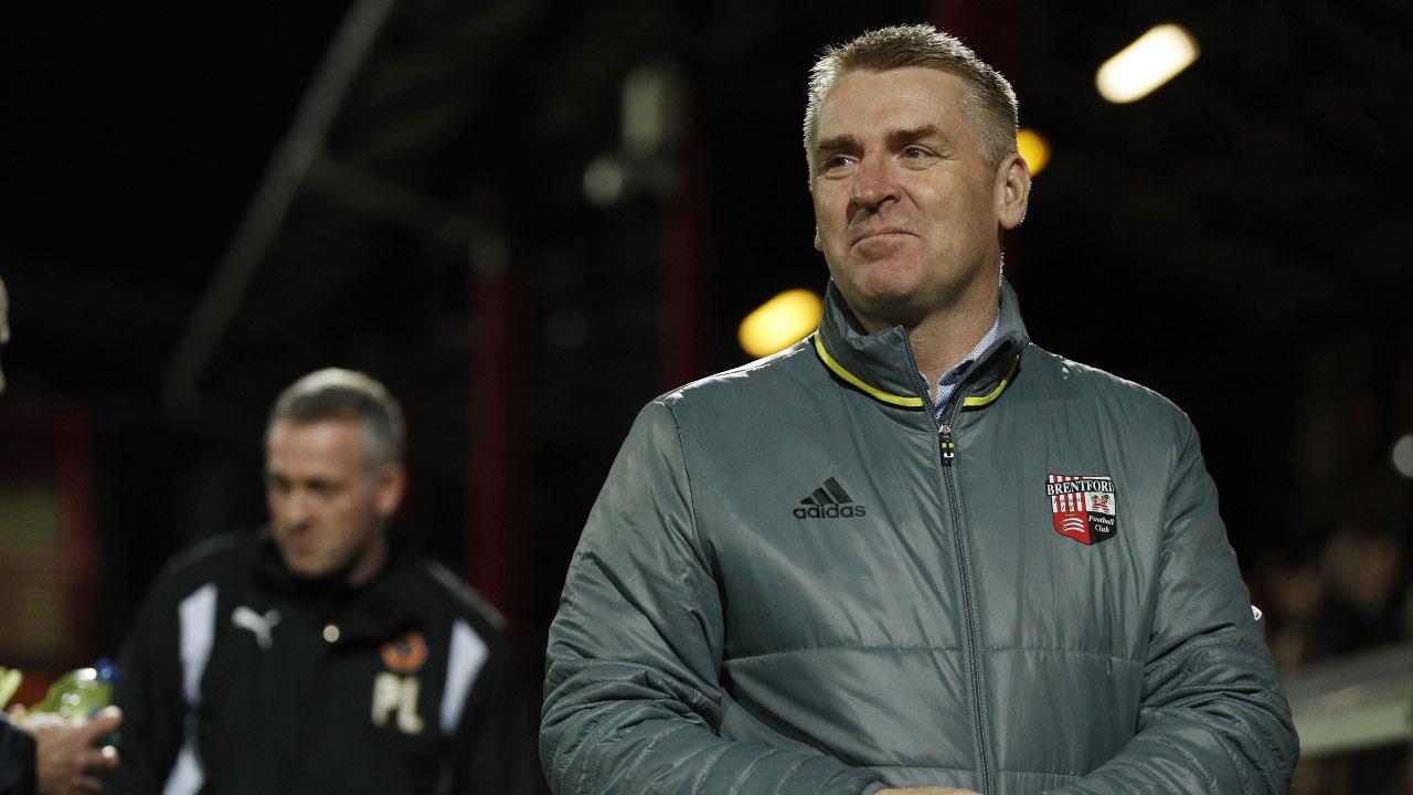 Dean Smith's Brentford are now unbeaten in eight games