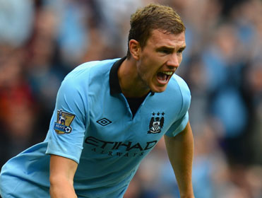 Make Edin Dzeko your top target.