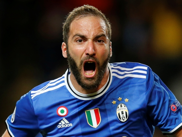 Will Gonzalo Higuain finally deliver on the big stage?