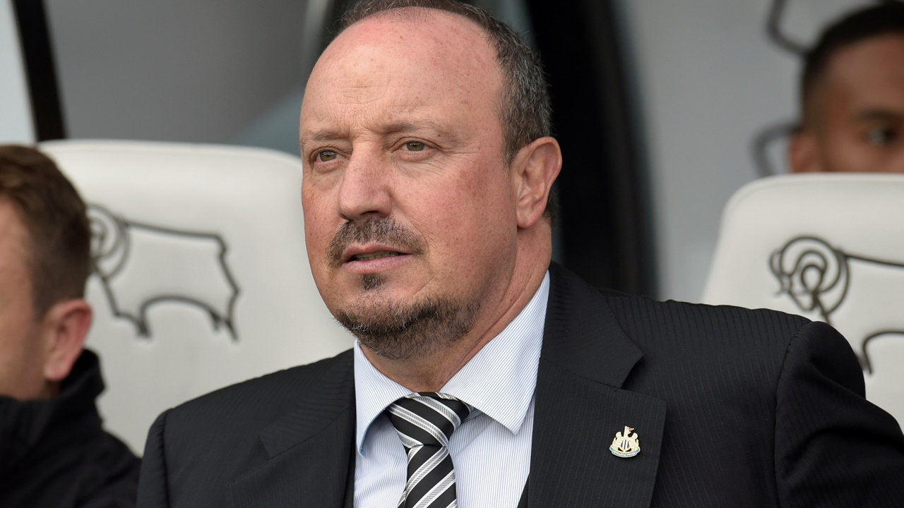 Rafa Benitez has guided Newcastle to a strong start in their first season back in the top flight