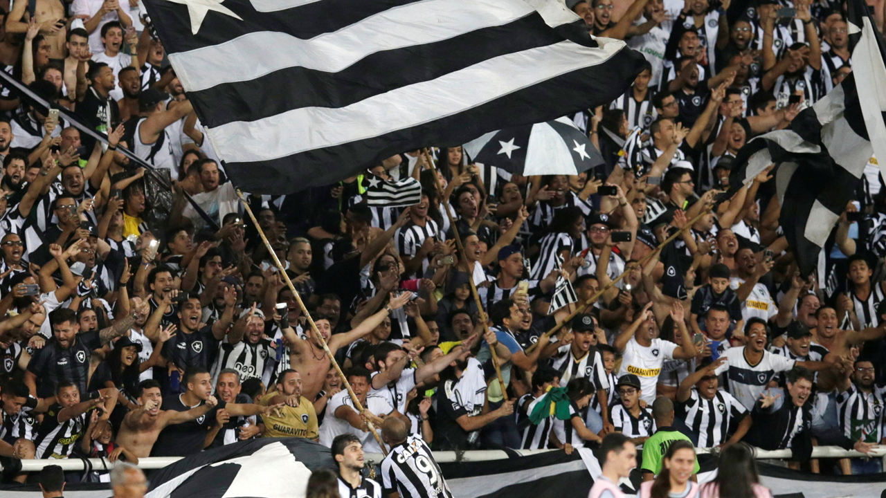 Botafogo RJ fly the flag for goals