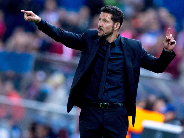 Diego Simeone's Atleti have been scoring goals on their travels