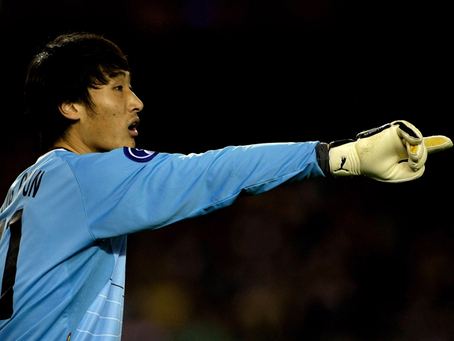 Jeonnam's keeper should be prepared for a busy Saturday morning