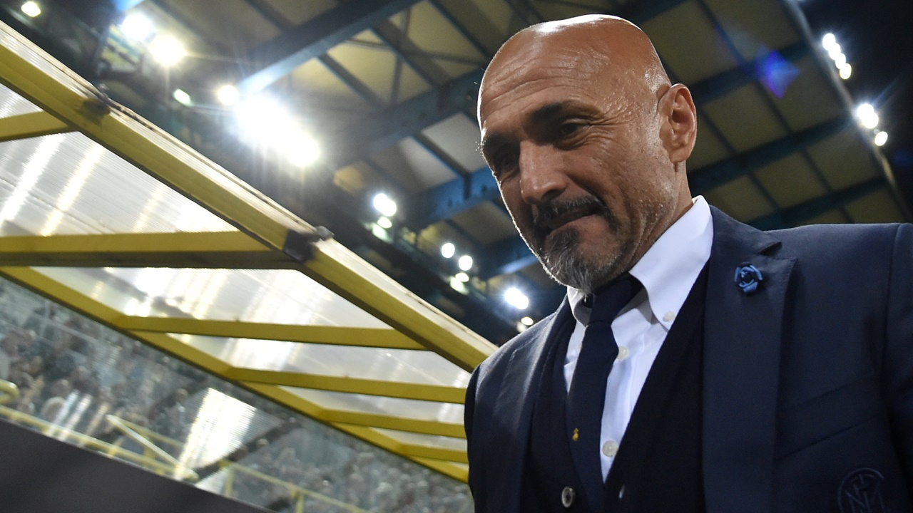 Inter have the chance to go top under boss Luciano Spalletti