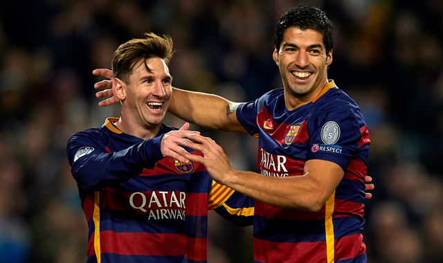 Messi are Suarez show delight in knowing our customer cashed out before their loss to Real Sociedad