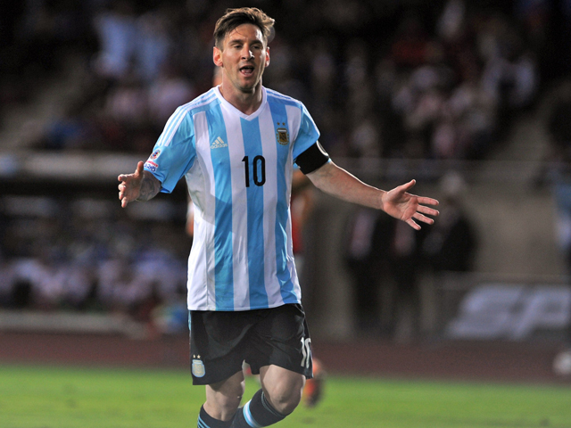 Argentina might be surprised by Venezuela's defensive resistance tonight