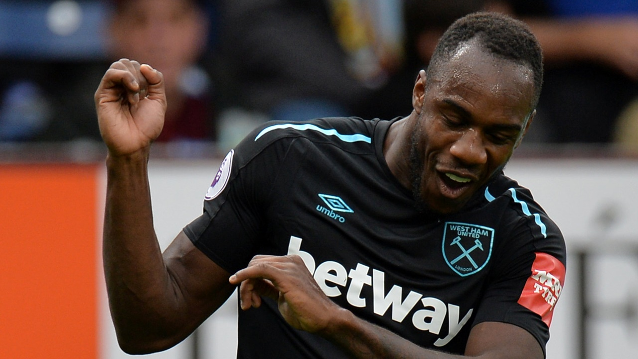 Michail Antonio might just fancy another after opening his account for the season last week.