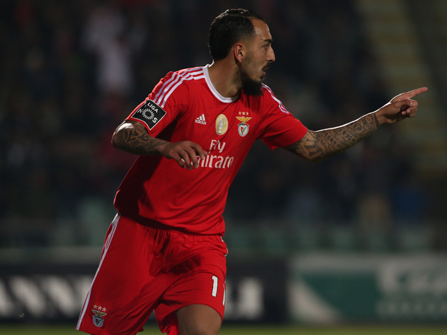 Kostas Mitroglou has found his form at Benfica