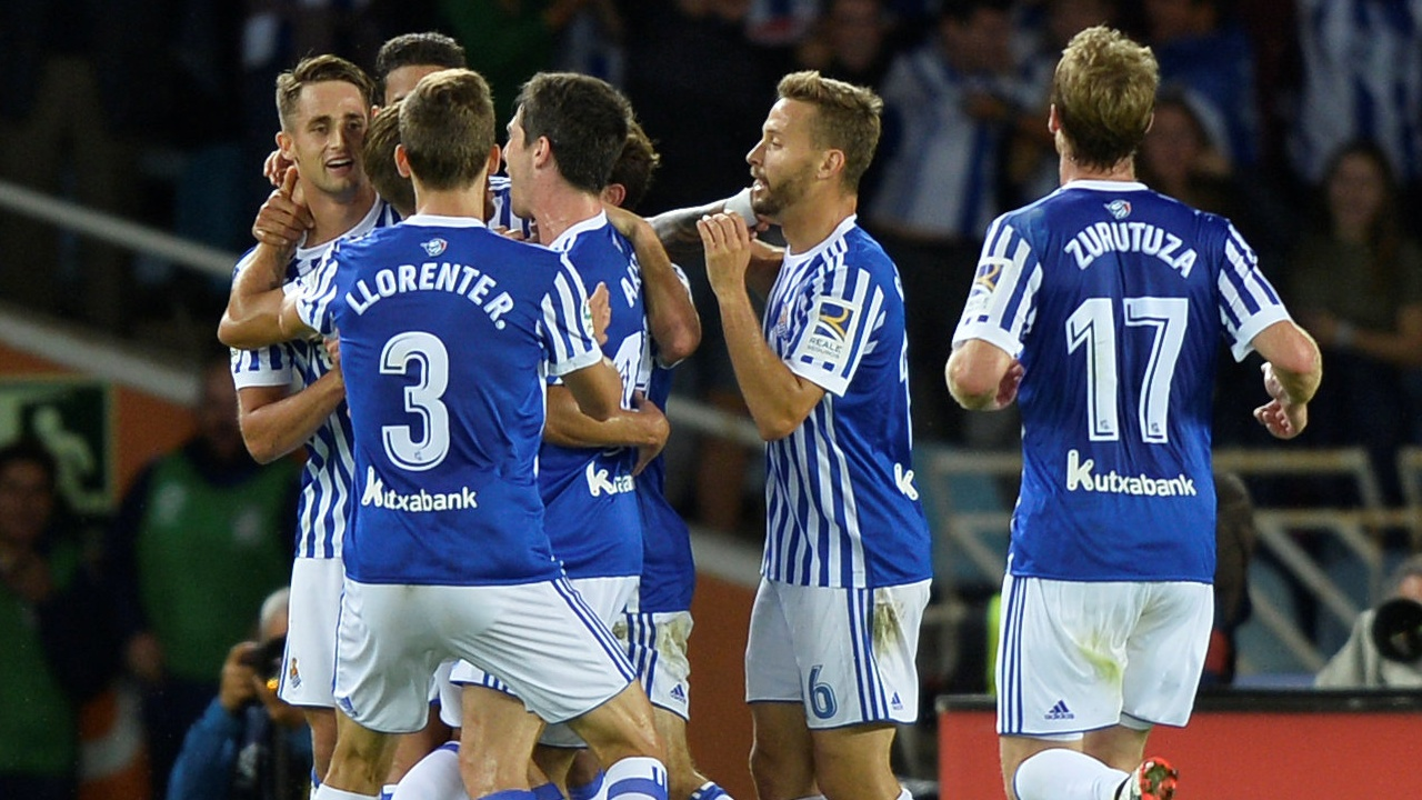 Real Sociedad should have something celebrate against Girona