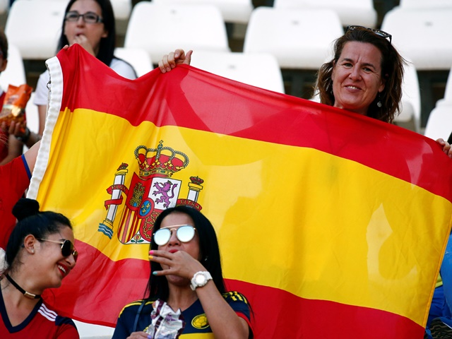 Mark expects the Spanish fans to be cheering when the U21s take on Germany