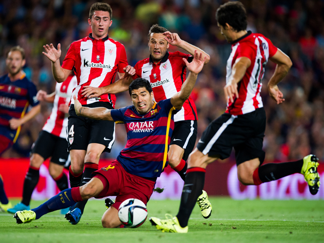 Expect Suarez and co to see off Sociedad