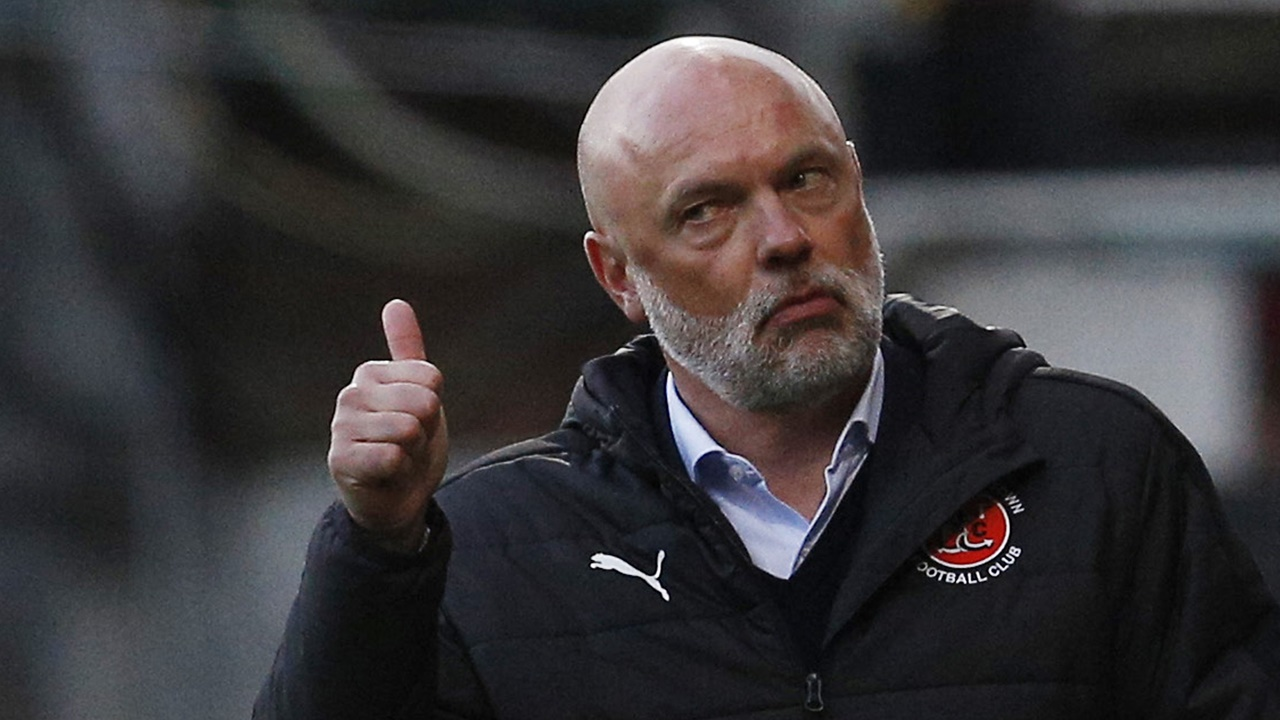 This could be the closest Uwe Rosler gets to this term's FA Cup