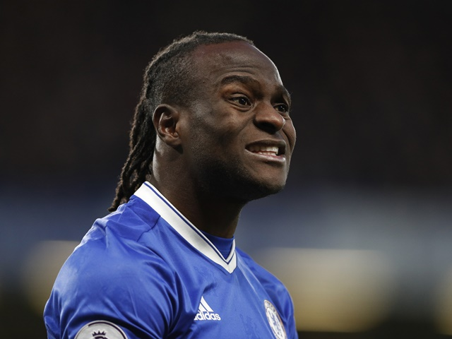 Victor Moses has thrived for Chelsea this season in a wing-back role