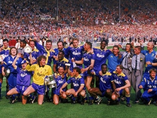 Wimbledon's Crazy Gang caused one of the greatest FA Cup shocks of all time when they beat Liverpool in the 1988 final