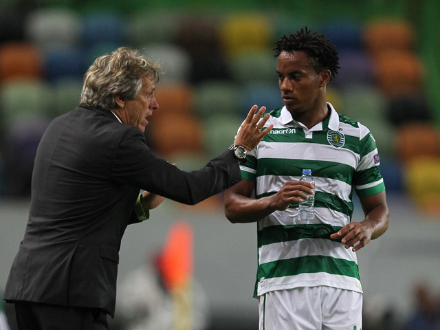 It'll be an emotional evening for SCP coach Jorge Jesus