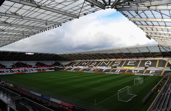 Liberty Stadium will be rocking for Garry Monk's first game in charge