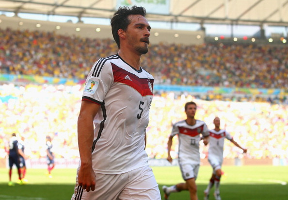 Germany's Mats Hummels is a good first goalscorer bet