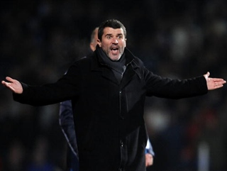 Roy Keane has been in a thoughtful mood of late and is probably wondering how he can turn around the fortunes of Ipswich Town