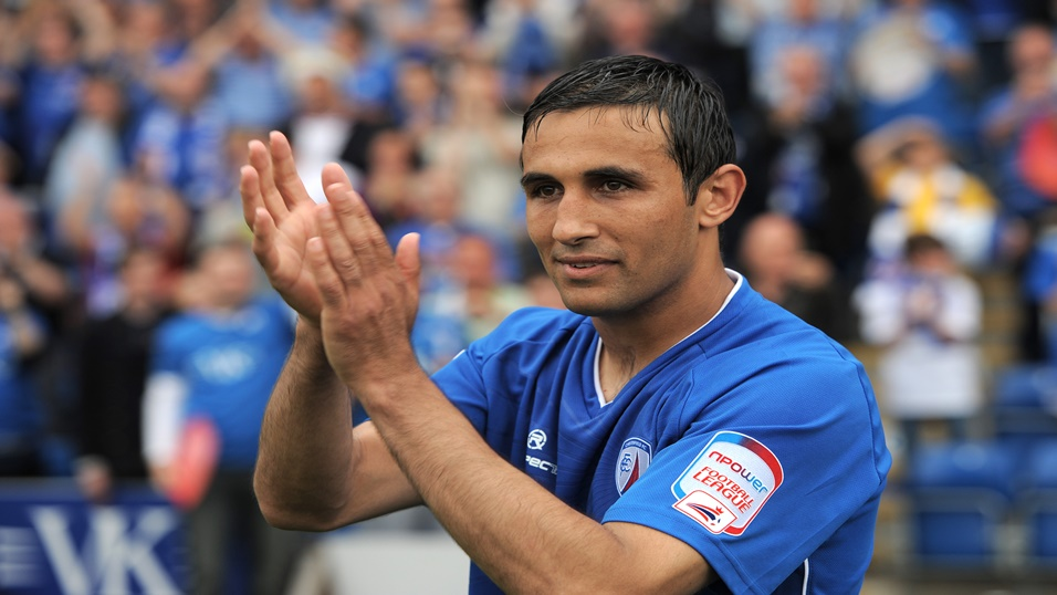 Former Chesterfield striker Jack Lester is now in the dugout