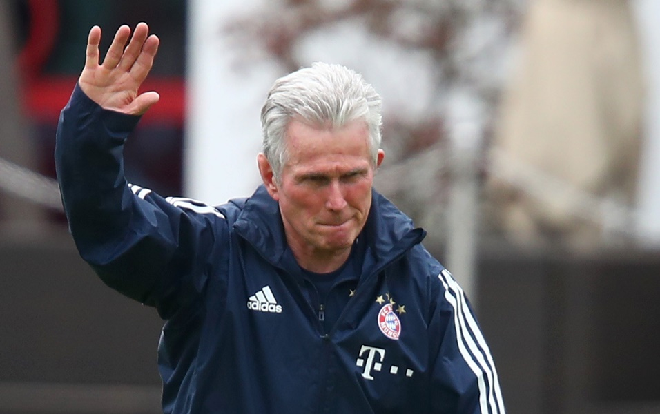 Jupp Heynckes is back at Bayern