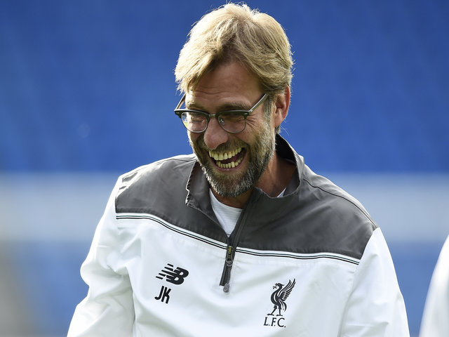 Will Jurgen Klopp be smiling after Liverpool's match with Middlesbrough?