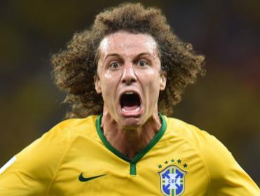 Thiago Silva is available in Brasilia to calm David Luiz down