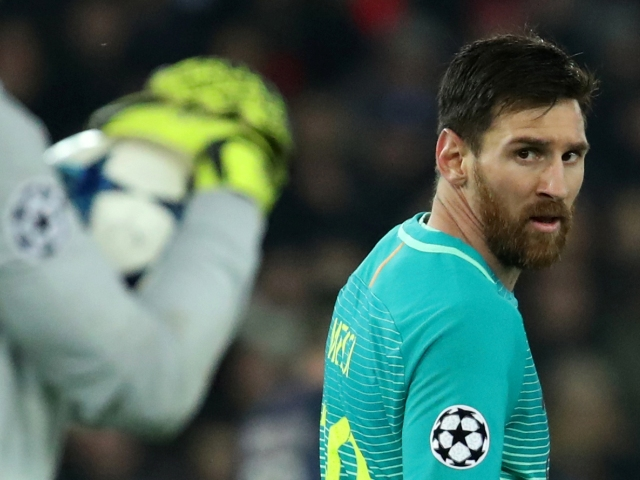 As usual Lionel Messi will take a starring role this week