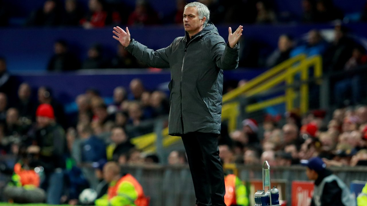 Jose Mourinho may let Basel come at United and pick them off on the counter