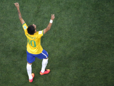 Will Neymar be celebrating again after Brazil's game with Colombia?
