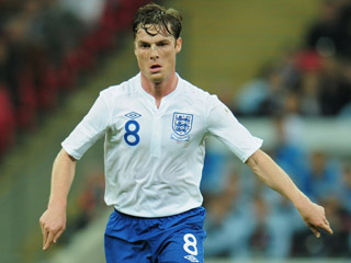 Scott Parker wasn't even at the last World Cup but is now England captain