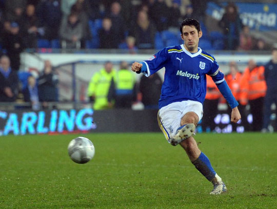 Peter Whittingham is one of Cardiff's best chances of a goal